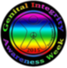 GIAW 2015, Genital Integrity Awareness Week 2015