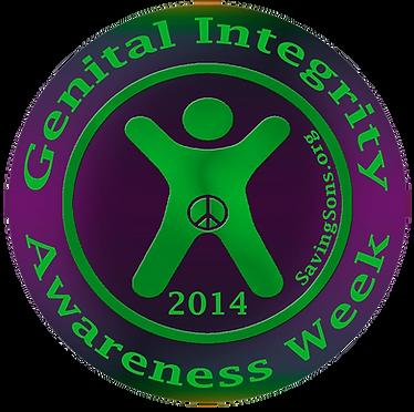 GIAW 2014 Genital Integrity Awarenes Week 2014