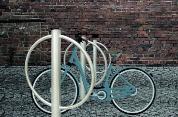 Arceau Vélo Inox