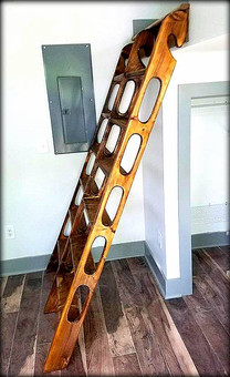 Custom Built Loft Ladders