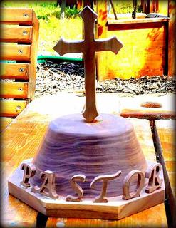 Pastor Appreciation Plaque
