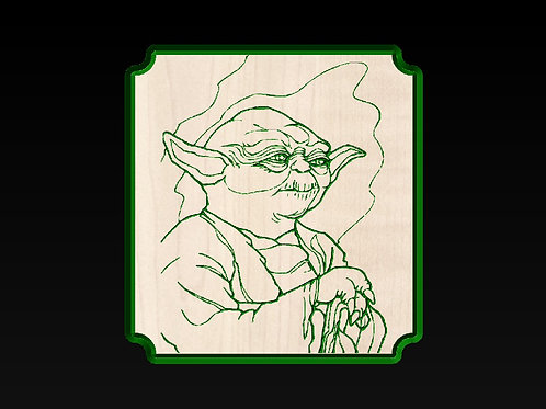 Star Wars - Master Yoda Picture