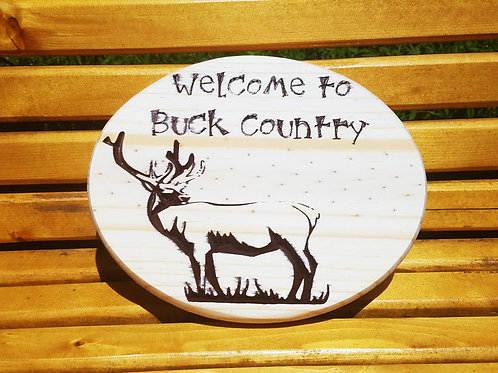 Welcome to Buck Country