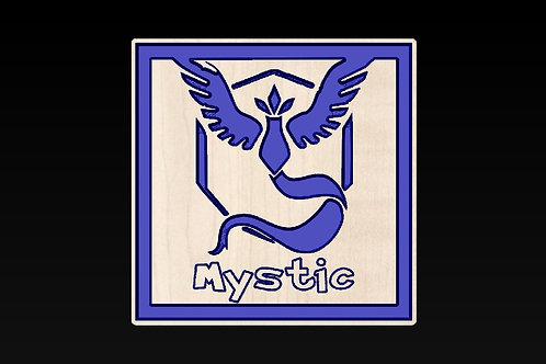 Pokemon Go - Team Mystic (Blue Team)
