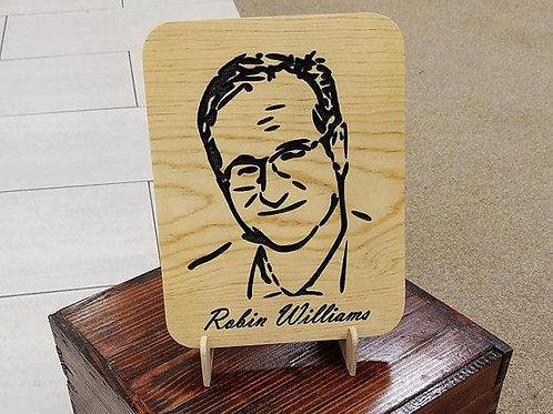 Robin Williams Plaque