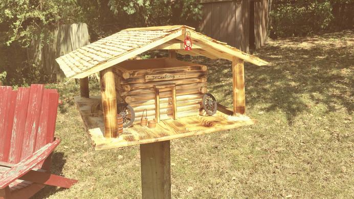 DFCrafting Birdhouse