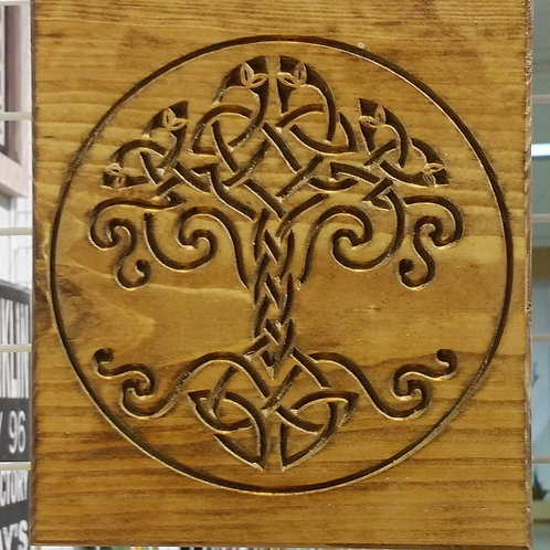 Celtic Tree of Life Picture/Sign/Plaque