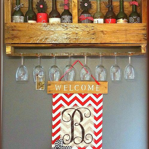 Pallet Wine Rack (Full)