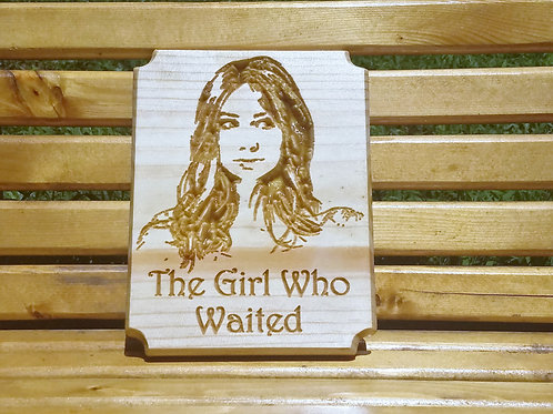 Doctor Who - Amy Pond - The Girl Who Waited