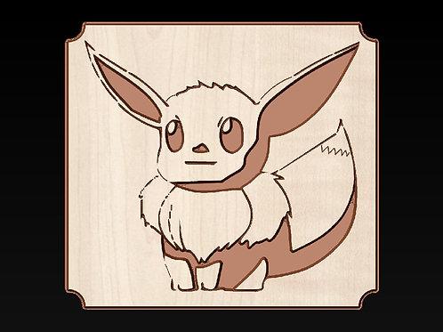 Pokemon Go - Eevee Plaque