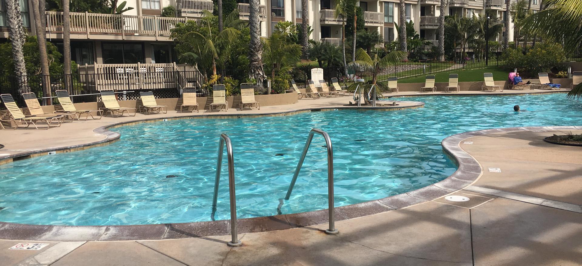 Main Complex Pool