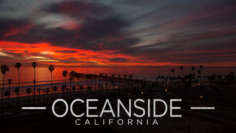 Oceanside California: A Short Film