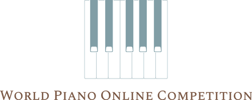 World Piano Online Competition Logo