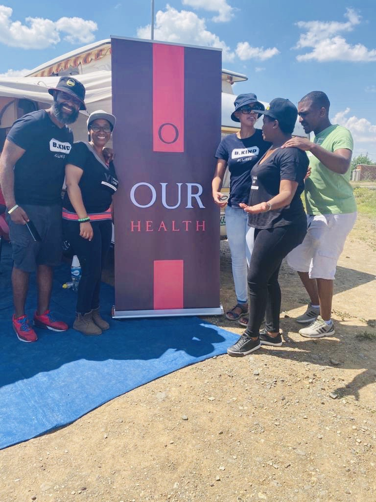 OUR HEALTH OUTREACH