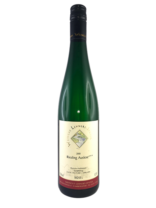2010er Riesling Auslese ***
