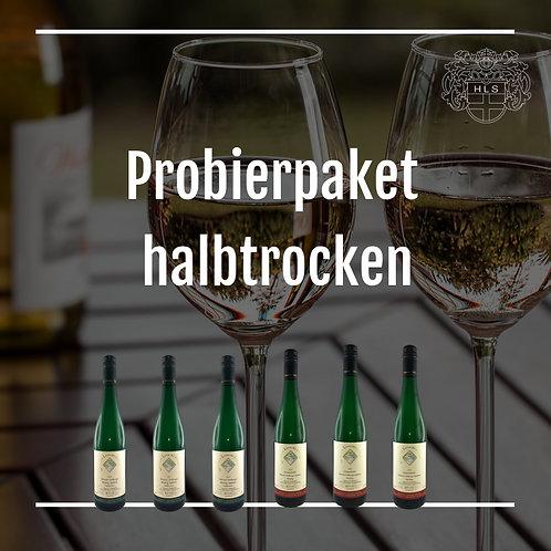 Weinpaket halbtrocken