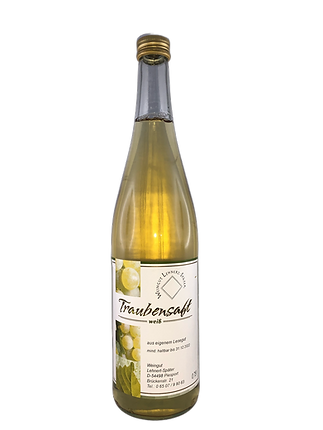 Weingut Lehnert Später Traubensaft