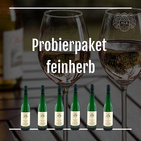Weinpaket feinherb