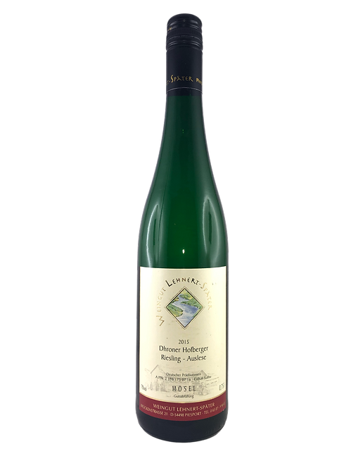 2015er Riesling Auslese