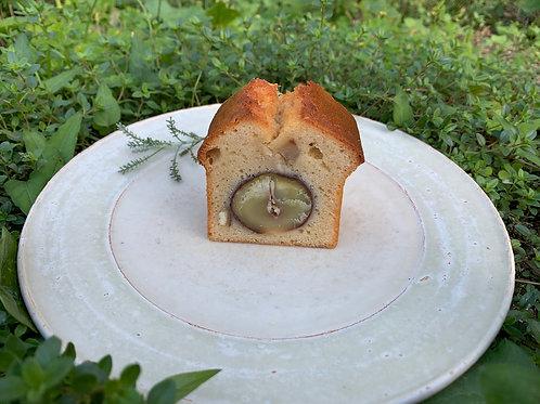 10月のスペルト小麦のお菓子箱
