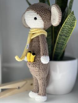 Crochetty Rose