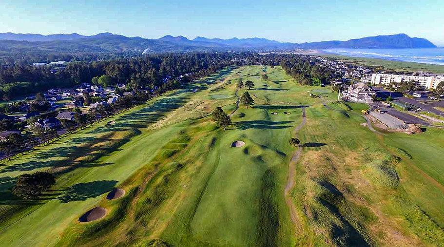 Gearhart Golf Course, Oregon Coast