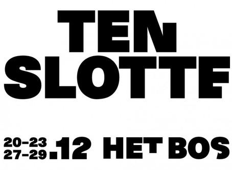 EVENT | Ten Slotte 3 - a six-day audiovisual program | 20 - 29 DEC. 2018
