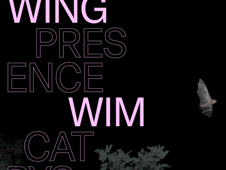 EXHIBITION | Wim Catrysse - Showing Presence | 22 JAN - 31 JAN 2021 |