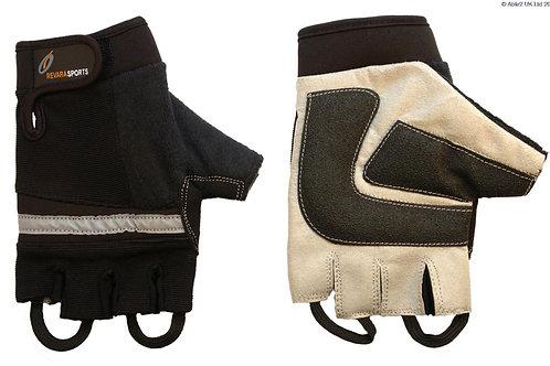 Revara Sports Glove Black - x large