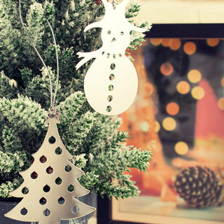 Christmas Figure Ornaments