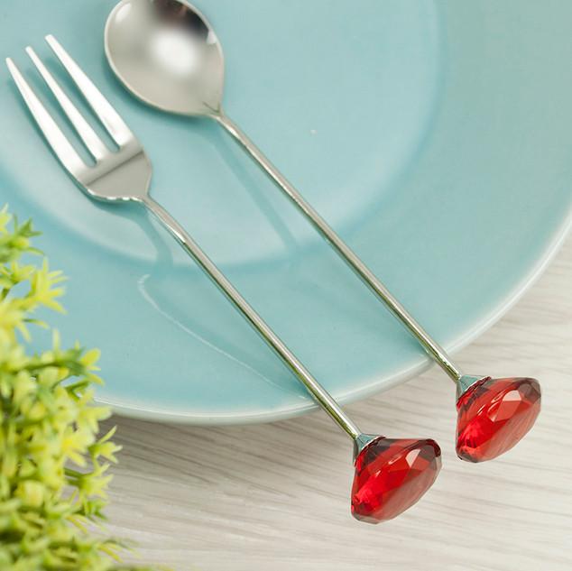 Diamond Cutlery