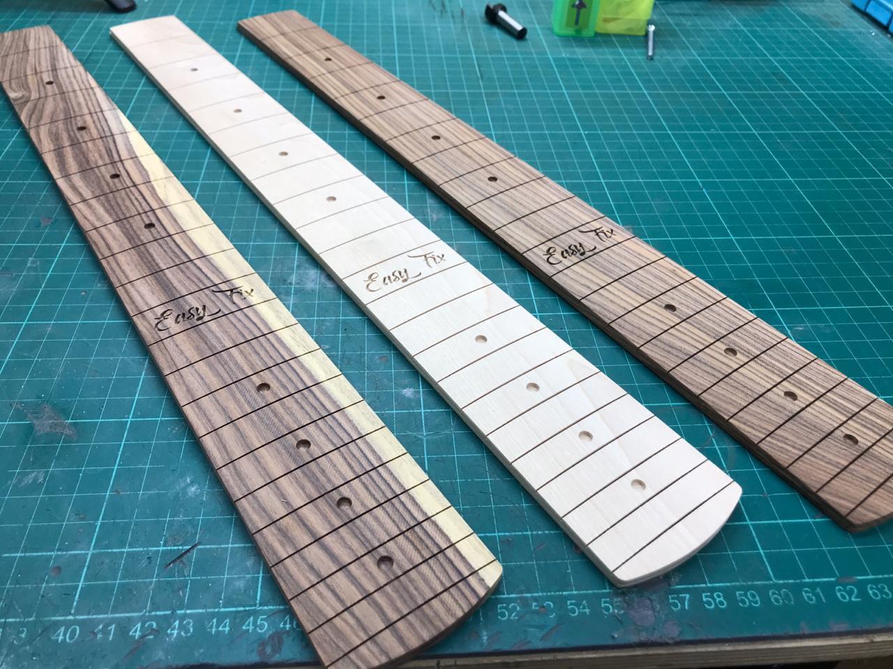 Easy Fold Fretboards