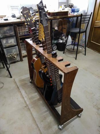 Гитарная стойка