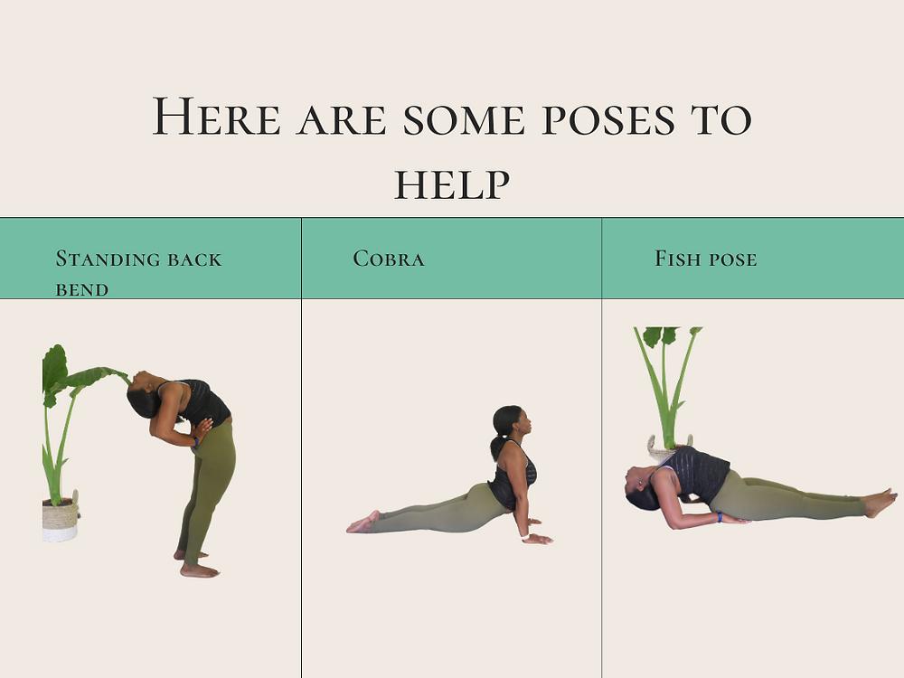 Poses to balance Heart Chakra