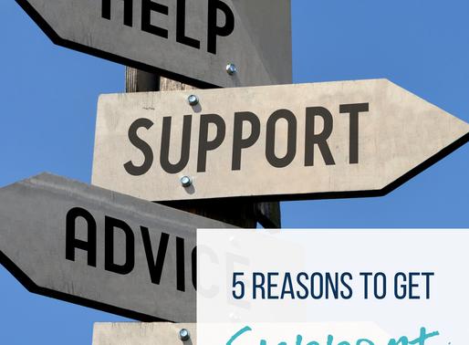 5 Reasons You Should Seek Support