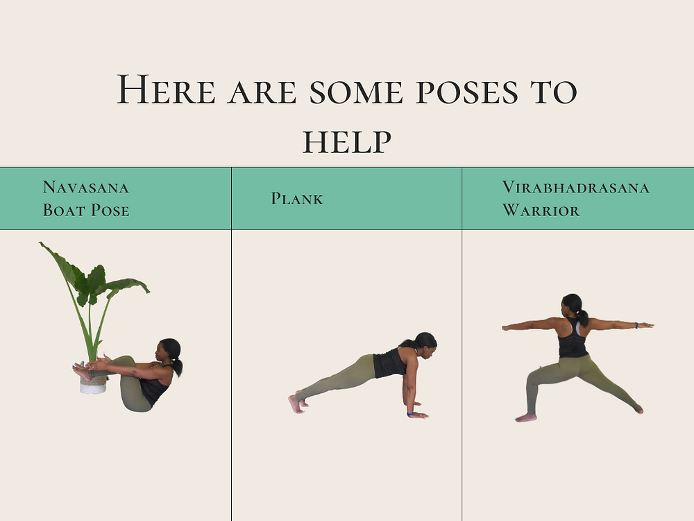 Poses to balance Solar plexus Chakra