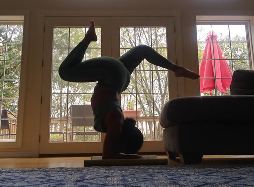 Yoga outfit of the Week!