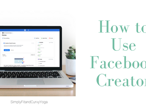 How to use Facebook Creator to Plan your Content