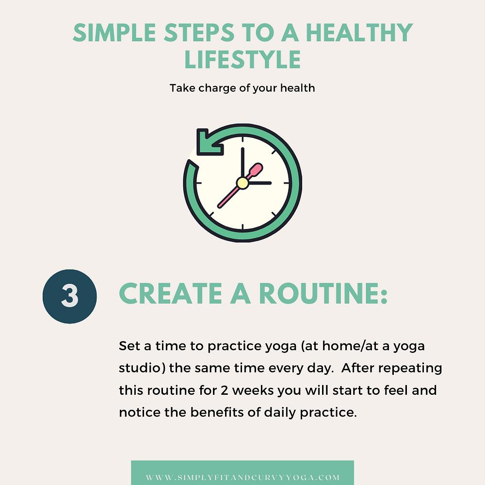 Create a Routine