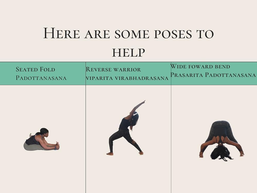 Poses to balance Sacral Chakra
