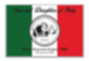 Sons & Daughter of Italy Flag