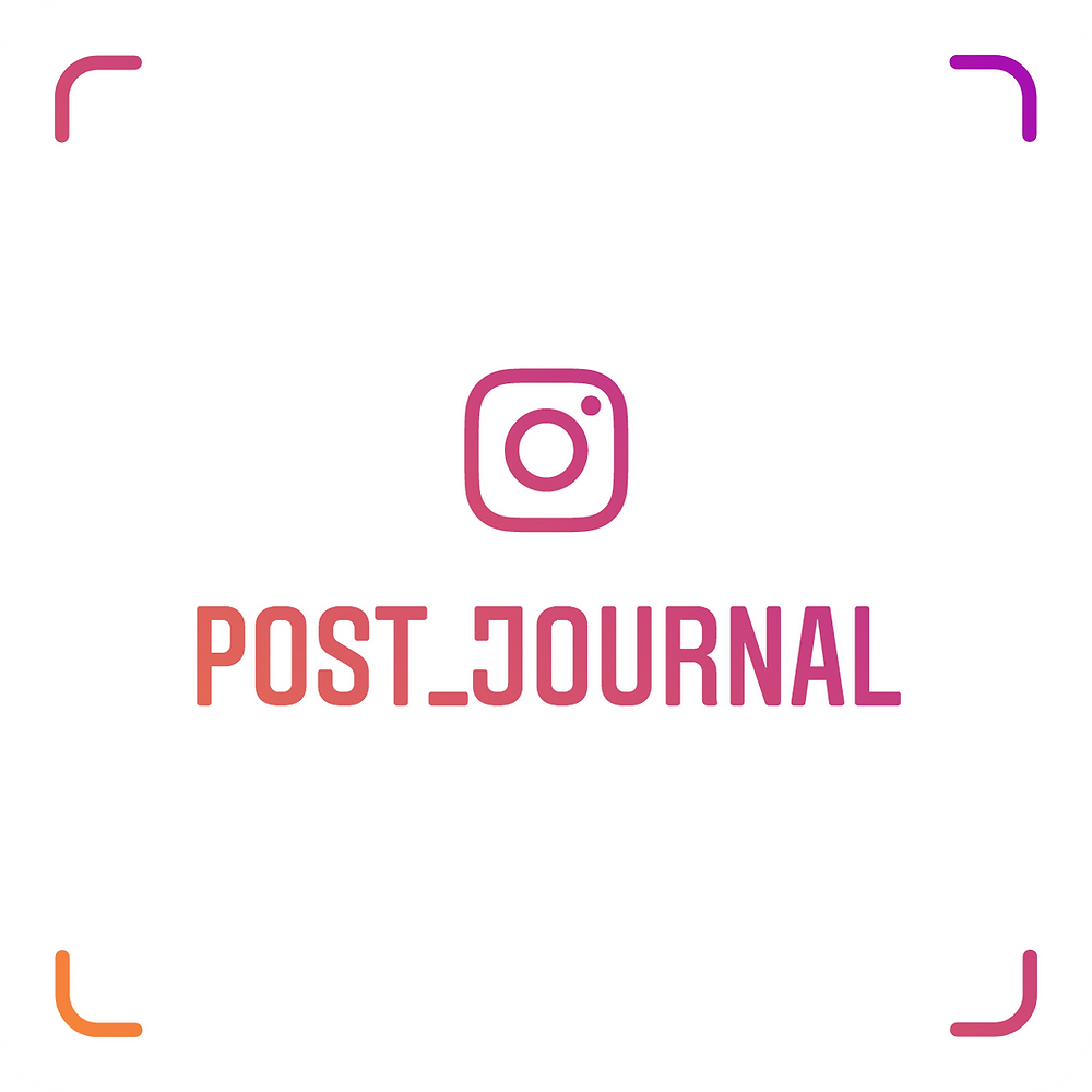 post_journal instagram nametag