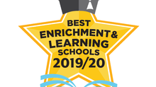 We have been awarded Best in STEM-based Experiential Learning!