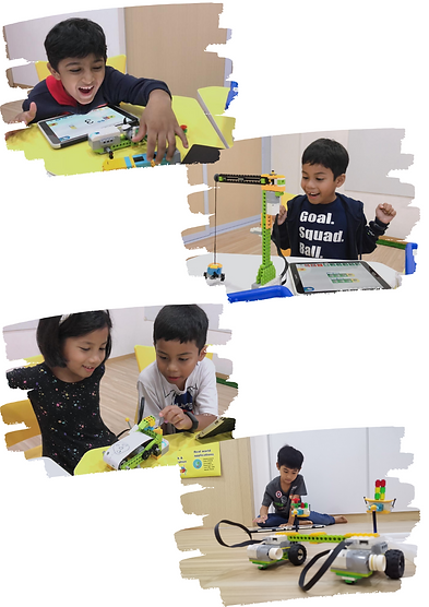 Lego WeDo 2.0 here at Inventive Kids learning the basics to robotics and programming.