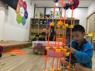 We Develop Competent Problem Solvers through Play!
