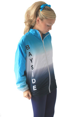 Club Long Sleeve Jacket (Front)