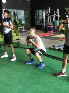 Kettlebell and Core Conditioning