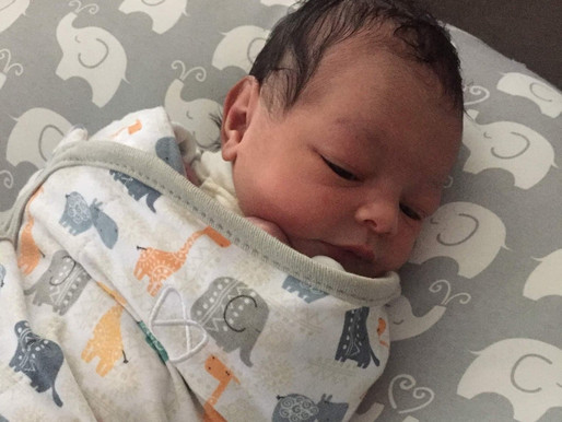 Newborn Sleep Schedule & Environment for Esmé