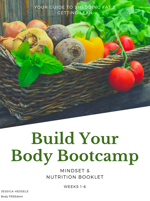 Build Your Body Bootcamp - 12 Week Program