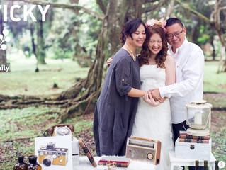 Vicky Family